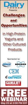 Yogurt Webinar Sponsor