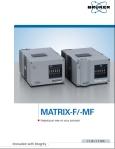 Matrix-F brochure cover